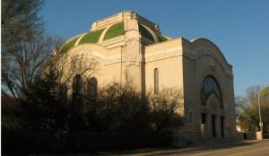 Rodef Shalom exterior building